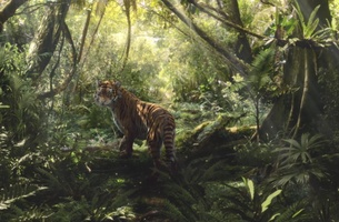 CORD Creates a Spine-Tingling Narrative Composition for WWF's 'Tiger Protectors'
