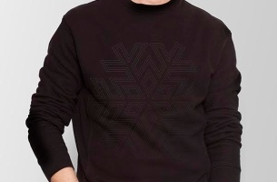Celebrate Crimbo in Style with 'The Black Christmas Jumper'