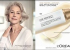 Dame Helen Mirren Unveils New Face, Neck & Décolleté Innovation from L'Oréal Age Perfect