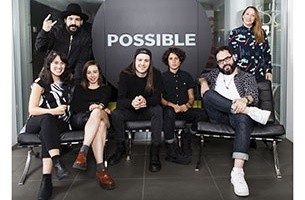 POSSIBLE Bolsters London Creative Department with New Appointments