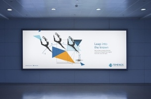 Feed Unveils Global Rebrand for Software Company Temenos