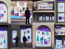 Helsinki's Deserted Stores Transform into OOH for Small Businesses as Gift from Teleoperator