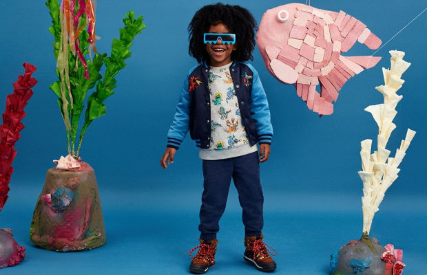 YOUTH MODE Soundtracks Stella McCartney's Sustainable AW19 Kids Campaign