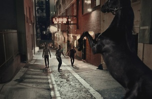Velocity's Keith Rose Directs a Daring Urban Escape for Carling Black Label