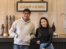 Camp + King Crowns New Art Directors Ben Pang and Amy Wong