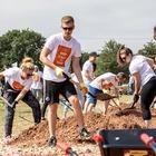 Wavemaker UK Swaps Software for Shovels to Build Farm for Rural Care