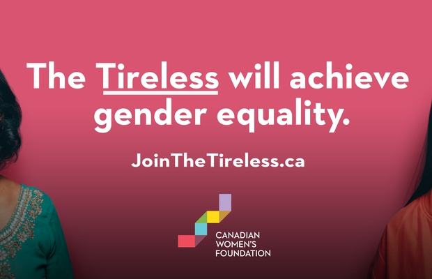 Canadian Women's Foundation Launches First Campaign
