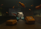 Chicken Licken's Adorable Alien Craves Hot Wings as Much as You