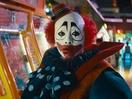 Sword-Wielding Clown Battles Monsters in Animal World