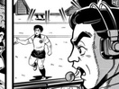 TAG Heuer's Retro Style Interactive Manga for Instagram Soccer Competition
