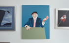 Portraits | CIBC Wealth Management | Charles Pachter & Dr. Jozef Straus