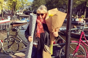 Bike Lanes, Face-plants and Close-knit Advertising: Donna Head on Working in Amsterdam