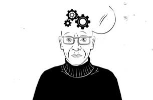 The Moment Creates Michael Foucault Inspired Work for BBC Ideas
