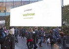 Waitrose Sends Snow to London Westfields for Festive DOOH Activation