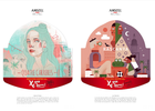 Amstel Honours Valencian Neighbourhoods with Illustrated Beer Labels
