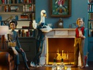 Sipsmith Gin Introduces 'Mr. Swan' in Beautiful Wes Anderson-Esque Animation