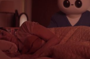 Charity SSVP's Creepy Robot Proves There's Nothing Like the Human Touch