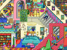 eBay and Artist Mike Perry Launch Interactive Art Experience on Instagram by The Many