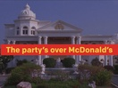 The Humane League Tells McDonald's 'The Party is Over' with #McGhoster Campaign