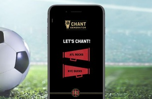 BBDO Atlanta's Chant Generator Is Helping Soccer Fans Make Some Noise