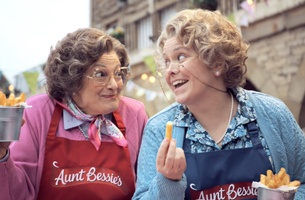 Margaret and Mabel Are Back and They're on a Mission for Aunt Bessie's