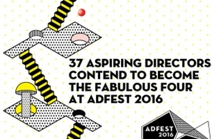 37 Aspiring Directors Compete to Become ADFEST 2016's 'Fabulous Four'