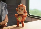 Solar Powered Monkey Goes on a Journey for a Greener Future in Samsung TV Ad