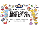 RevLover Films' 'Diary of an Uber Driver' Premieres on ABC TV and iview