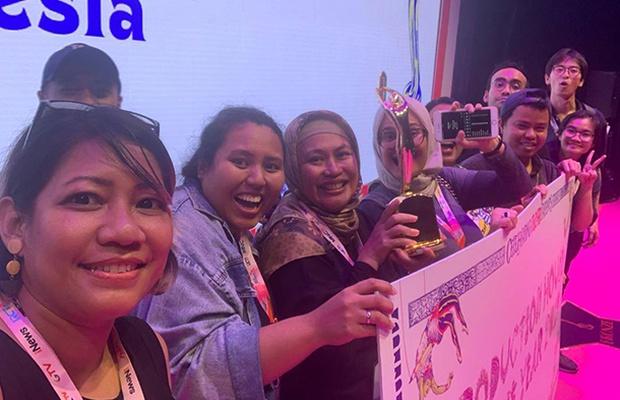 Think Tank Indonesia Wins Production House of the Year Award at Citra Pariwara