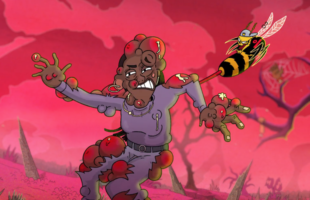Habito Takes the Sting Out of Interest Rates in Hellishly Gory Animated Spot