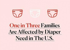 Huggies And Walgreens Rally Support for Families Struggling With Diaper Need