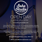 Soho Radio Productions Open Day