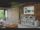 Alkemy X Produces Branded Makeover Series 'Reframe This Space' for Samsung's The Frame