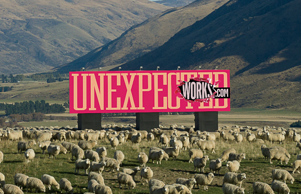 DDB's Latest Billboards are in the Most Unexpected Places Imaginable