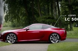 Fifty Fifty & Lexus Unleash the New LC 500 at the Goodwood Festival of Speed