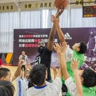 adidas China and NBA Star James Harden Pair Up For CSR Event in Hangzhou