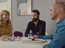 TV Personalities Rylan and Gino D'Acampo Say 'Don't Just Nail It, cinch It' in New Campaign