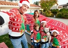 Saatchi & Saatchi and Toyota Share Silly Holiday Sweater Shots to Celebrate Xmas