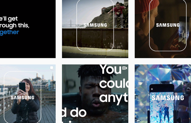 Samsung UK Appoints RAPP UK for Social Brief