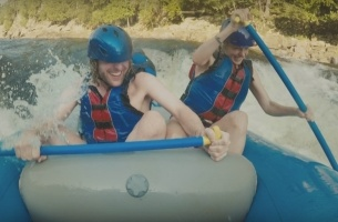 Stunning Tourisme Québec Film Shows the Spectacular Journey of a Blind Tourist