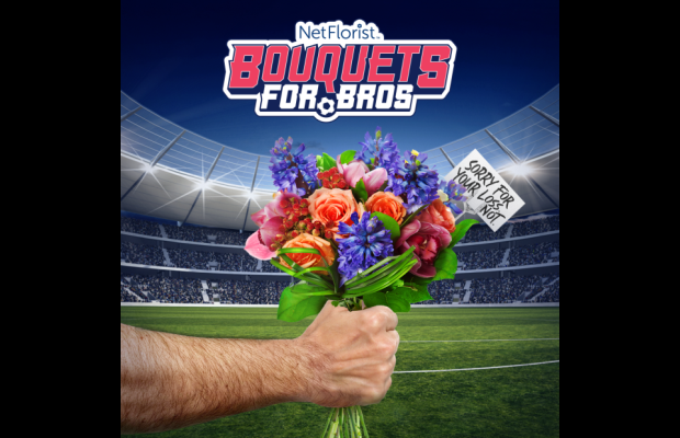 Bouquets For Bros In New Netflorist And Hellofcb Campaign