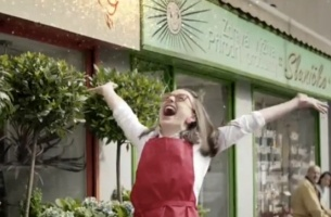 New Czech National Lottery Spot is Bursting with Joy