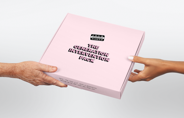 Four Seasons Condoms and CHE Proximity Launch 'Generation Intervention' to End Millennial Sex Recession