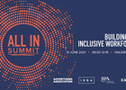 Results of First Industry Wide Survey, The All In Census to be Unveiled at Summit on June 10th