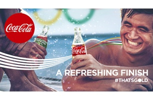 Coca-Cola Celebrates Fans' Everyday Golden Moments in Olympics 2016 Campaign