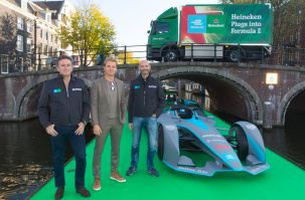 Heineken Announces Worldwide Partnership with Formula E