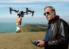 Jeremy Clarkson Unleashes a Swarm of Drones for Latest Amazon Fire Ad