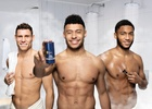 Liverpool FC Players Star in NIVEA MEN Body Shaving Campaign