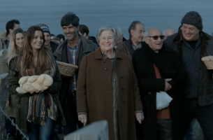 The Whole Town Comes Together In Latest Spanish Lottery Christmas Ad