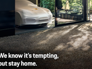 Porsche Drivers Encouraged to Stay at Home Amidst Global Pandemic in New Campaign by DDB Warsaw